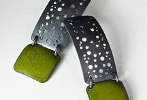 Enameled Jewelry / Enameled Jewelry curated by Beth Millner Jewelry.   / by Beth Millner Jewelry