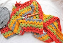 Craft Ideas - Knit & Crochet / by Erin Heintz