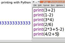 Python / Programming Python with images.