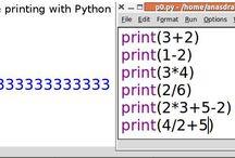Python / Programming Python with images.