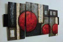 cuadros abstracto