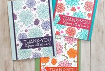 Stampin' Up! - Oh So Succulent