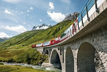 Grand Train Tour of Switzerland / The Grand Train Tour of Switzerland is a unique travel experience. The tour can be started from any point.and can be experienced at any time throughout the year. http://bitly.com/GrandTrainTourOfSwitzerland_STS