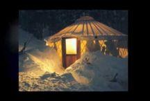 Yurts / by Joy
