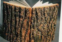 Book Arts - Wood