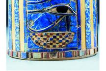 Fáraók aranya - ókori egyiptomi ékszerek