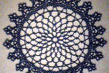 >Crochet Doilies & other round items / by Edna Ellis