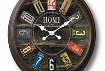 WALL CLOCKS / Buy unique decorative, designer, fancy wall clocks and watches from decorvilla.ca. Massive selection range of analog and digital clocks and guaranteed low prices.