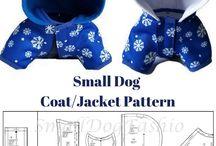 Dog coat-Sewing pattern