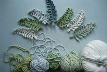 rośliny wzory