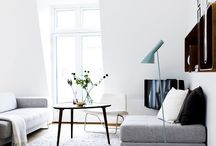 Interiors / Inspiration for Interior design styles