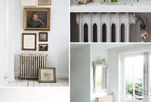 inspiration  |  decor details / different looks or details that I like