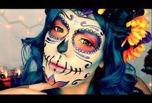 Dia De Los Muertos..... Day Of The Dead....