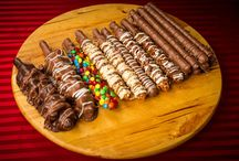 Not Your Average Sweets... / If you are in the mood for something sweet to go with your popcorn, Campbell's has you covered with mouth-watering chocolate treats!