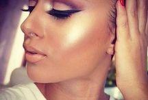 lovely make-up ♡