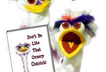 Craft - puppets