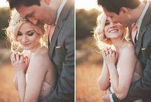 Bryllup / Inspirationsbilleder til bryllup d. 4. juli 2015.