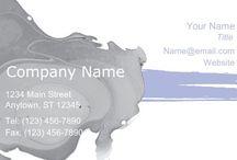 Music & Arts Business Card Templates