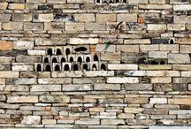 Brickwork and blockwork