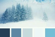 Color of winter / Inspiration...)