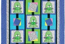 Baby & Kid Quilts / Baby quilts, girl quilts, boy quilts, kid quilts