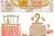 Baby/kids Party ideas / by Josee Lortie