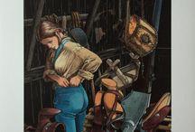 Comics: François Bourgeon