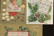 Historické kalendáře