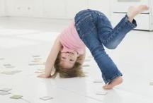 Dance Class Ideas / by Amelia-Jane Levchenko