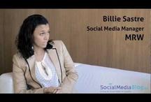 Entrevistas Social Media / Entrevistas realizadas en Social Media Blog a personajes de referencia en redes sociales