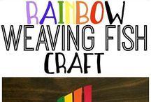 Summer homeschool crafts
