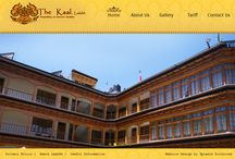 The Kaal.Ladakh / Situated in the heart of the ancient city of Leh, the Kaal ladakh extends a warm and luxurious welcome to all guests from India and around the world.