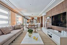 nova pasta de salas de estar