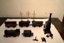 trenini vintage / trenino Marklin