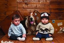 Novidades - Roupas Moda Bebê