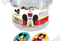 Línea Escritura Mickey Mouse / Línea Escritura Primavera Regresa a Clases con TODO