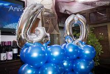 El Mundo de los Globos / Globs Impresos. Globos Látex Sólidos - Metalizados - Números - Formas - Bodas Bautizos Comuniones Cumpleaños Aniversaris