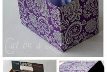 manualidades  en cartón  y papel