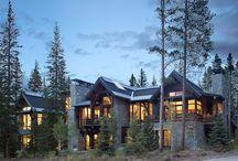 Фасады домов-нравятся