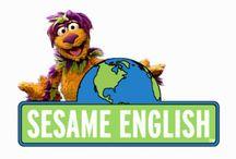 Sesame Street TEFL