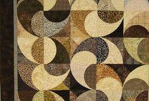 Quilts avec cercles