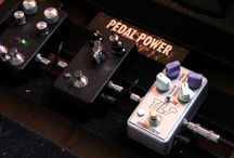 My favourite guitar effets / DIY Guitar effects