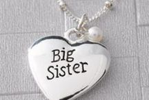 Big Sister Alison / She's a big sister to a little mister! / by Laura Barrett