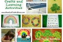 Education | St. Patrick's Day Ideas