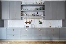 Kitchens / Kitchen inspiration by Eklund Stockholm New York
