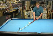 pool and billiards training