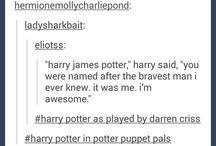 A Very Potter Musical stuff