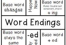 LA: Word Study  / by Carrie Velez