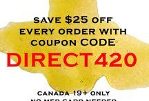 Canadian Cannabis Reviews & Coupon Codes / Canadian Cannabis Reviews & Coupon Codes.