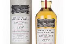 Glenallachie single malt scotch whisky / Glenallachie single malt scotch whisky
